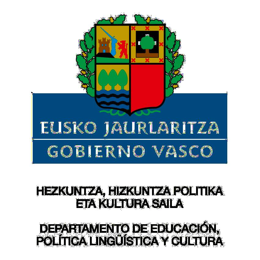 Eusko Jaurlaritzako Hezkuntza, Unibertsitate eta Ikerketa Saila = Dpto. de Educación, Universidades e Investigación del Gobierno Vasco