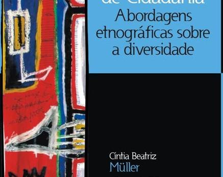 """Portada de """"Dinâmicas de cidadania: abordagens etnográficas sobre a diversidade"""" (2010)"""