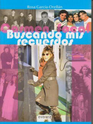"""Portada de """"Carmen Facal, buscando mis recuerdos"""" (2013)"""