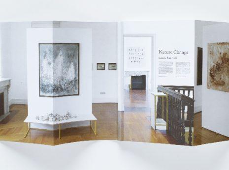 "Koochaki, Nader (ed.) (2020): ""Nature Change"", San Sebastián, Fundación Cristina Enea Fundazioa, 108 págs. ISBN: 78-84-09-20951-4"